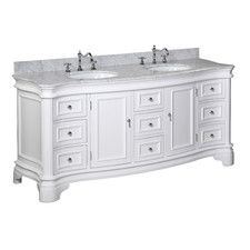 Photo Gallery Website Katherine inch Bathroom Vanity Carrara White