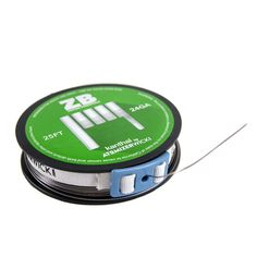 You can now get AtomizerWick's Kanthal wire at Zamplebox.com!! 25' Roll of Kanthal A1 Wire #atomizerwick