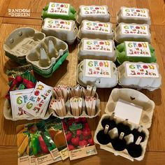Seed Starters as Party Favors. no more plastic knick knacks : ZeroWaste Seed Starters as Party Favors… no more plastic knick knacks : ZeroWaste Toddler Party Favors, Party Favors For Kids Birthday, Farm Birthday, Farm Party Favors, Birthday Parties, Twin Birthday, Birthday Ideas, Kits For Kids, Diy Party