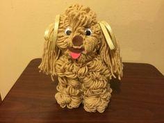 Yarn puppy the newest addition