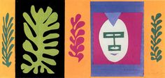 Henri Matisse - The Eschimo 1947