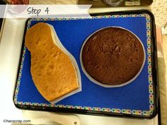 How To Make a Bowling Ball and Pin Cake   My Scraps