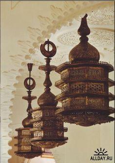 orientalist lanterns