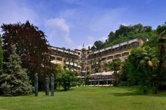 Soulmate24.com Grand Hotel Villa Castagnola, Lugano… #beautiful #homes #luxury #royalty #class Mens Style