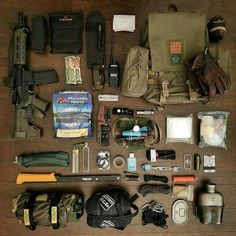 Are you prepared? Do you have a bugout/survival bag? If not you need to think about getting one. Survival Tools, Camping Survival, Outdoor Survival, Survival Prepping, Outdoor Gear, Edc Tools, Mode Apocalypse, Zombie Apocalypse Kit, Sabre Laser