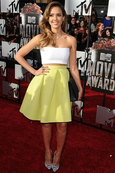 Jessica Alba - #MTV Movie Awards