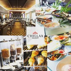 """""""A good breakfast fuels you up and gets you ready for the day"""" From 250 Baht. Welcome to Pra Nakhron restaurant Website: http://ift.tt/1RNf9j7 Email: rsvn@chillaxresort.com #chillaxresort #chillax #breakfast #Bangkok #Thailand #Breakfast"""