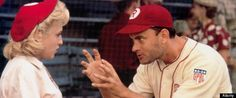 Next month, 'A League of Their Own,' celebrates its 20th (!) anniversary.  The consummate female baseball flick --which stars Tom Hanks, Geena Davis, Lori Petty, Madonna, Rosie O'Donnell and Jon Lovitz -- follows two sisters (Davis and Petty) who join the