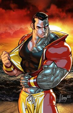 If I could assemble my X-Men dream team: Alternates - Colossus because he is visually striking and his powers are a boon to any team. Plus the interplay with him and Shadowcat or Magik would be great.