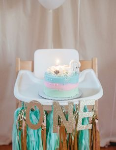 Come up with the color story and theme for your event. Pinterest is a great place to find inspiration and keep your ideas together. Taylor chose a pastel pink, mint, and gold magical wonderland theme, which was referenced when planning out each and every detail. This will really help your event feel cohesive and well thought out.