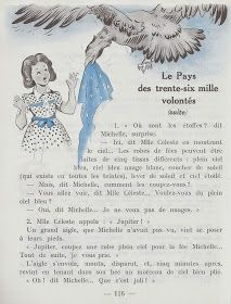 Manuels anciens: Juredieu, Lisons de belles histoires CE1 (1960) French Learning Books, Teaching French, French Expressions, French Sentences, French Language Lessons, French Education, French Grammar, Home Schooling, Learn French