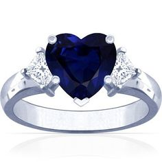 The Most Beautiful Diamond and Sapphire Rings