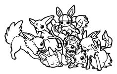 Jolteon Coloring Pages   Google Search