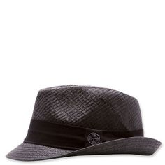 Trilby hat having a shorter brim which is angled down at the front and slightly turned up at the back. Hat World, Dope Hats, Steampunk Men, Summer Hats, Summer Sun, Hats Online, Sharp Dressed Man, Dress Hats, Wedding Men