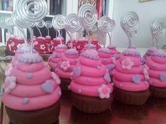 Cupcake fimo di FimoILY su Etsy