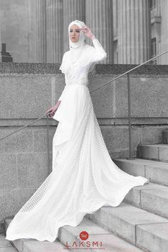 Islamic Bride by LAKSMI - Kebaya Muslimah & Islamic Wedding Service - 023