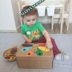 Pin on Kids Activities « Diy Best Garden Deko Motor Skills Activities, Preschool Learning Activities, Baby Learning, Infant Activities, Activities For Kids, Baby Sensory Play, Baby Play, Baby Toys, Toddler Fun