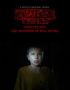 Stranger Things: Chapter One