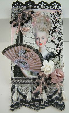 Pink and Black Marie One by lauracars12000, via Flickr
