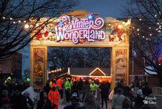 Winter Wonderland London