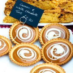 Karamelové tartaletky - Recept pre každého kuchára, množstvo receptov pre pečenie a varenie. Recepty pre chutný život. Slovenské jedlá a medzinárodná kuchyňa