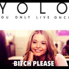 Haha #pll #prettylittleliars