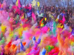 Hopefully the Color Run will be this awesome