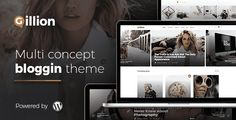 Gillion 1.0.2 – Multi-Concept Blog/Magazine Theme