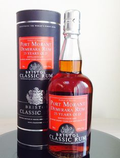 Bristol Pot Morant review by the fat rum pirate