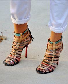 Scarpe da Donna con Tacco 31bfb977e1f5