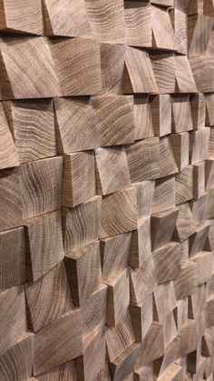 Wood Wall Design, Wood Wall Art Decor, Large Wood Wall Art, Wooden Wall Art, Wooden Decor, Diy Wall Art, Wooden Walls, Acoustic Wall, Wood Panel Walls