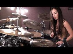 DROWNING POOL - BODIES - DRUM COVER BY MEYTAL COHEN - YouTube