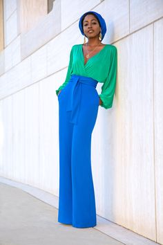 Colour Combinations Fashion, Color Combinations For Clothes, Color Blocking Outfits, Fashion Colours, Colorful Fashion, Colour Blocking Fashion, Suit Fashion, Look Fashion, Fashion Dresses