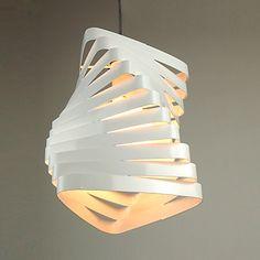 Přívěsek, 1 světlo, Creative bílé sklo – EUR € 99.99