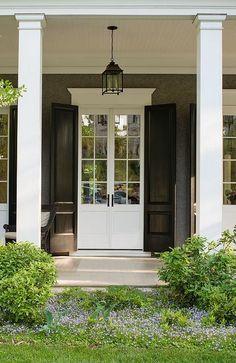 149 best Front Door Shutter images on Pinterest | Door entry ...