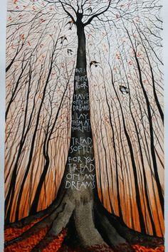 Beautiful nature illustration everything in nature revolves around the balance f Tree Of Life Art, Tree Art, Nature Illustration, Ink Illustrations, James Rizzi, Sam Cannon, Tinta China, Hand Art, Calligraphy Art
