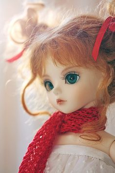 These dolls are just too pretty.