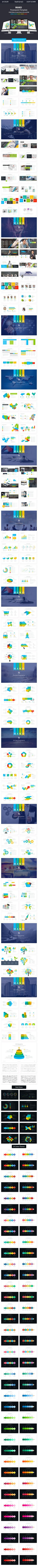 Mako Powerpoint Template #slides #design Download: http://graphicriver.net/item/mako-powerpoint-template/13628018?ref=ksioks