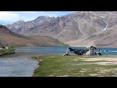 Chandertal Lake - Himachal Pradesh, India