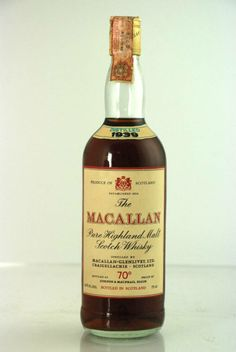 Most Expensive Scotch Whiskey Brands | scotch brand. First bottled in 1979, this peaty and powerful whisky ...
