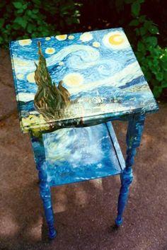 take on van Gogh