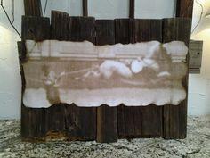 lipazaner old photo mounted on old barnwood. $32 @ rockin b's in sharpsburg, ga. 770-253-8730. v 103 born in a barn
