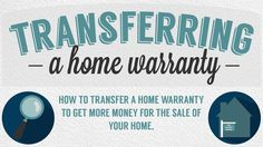 Want to sell your home faster and for more money? Include a home warranty.