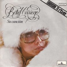 """Su canción"" performed by Betty Missiego. Spain @ Eurovision 1979."