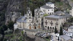 Santuario de O Bolo, en Ourense Spain Travel, France Travel, Travel Usa, Scotland Castles, Basque Country, Travel Items, Secret Places, Travel Abroad, Traveling By Yourself
