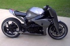 Honda CBR 929RR Custom Streetfighter