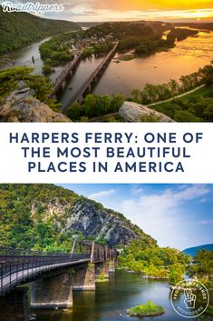 - The quiet, beautiful hamlet helped fuel the Civil War. Harpers Ferry Iowa, Harpers Ferry West Virginia, West Virginia Vacation, West Virginia Hiking, Places To Travel, Places To See, Travel Destinations, Virginia Attractions, Beautiful Places In America