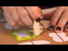 Learn How To Stencil Correctly from Rachel of Handmade Charlotte
