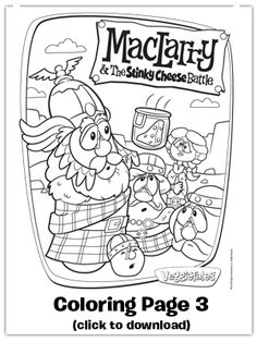 League of Incredible Vegetables Coloring Pages  For the Kids