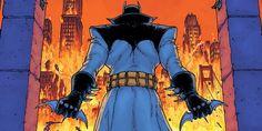 Batman May Have Quietly Set Up Damian's 666 Future Batman Comic Art, Gotham Batman, Batman Robin, Damian Wayne Batman, Jason Todd Batman, Nightwing, Batgirl, Poison Ivy Batman, Dc Rebirth